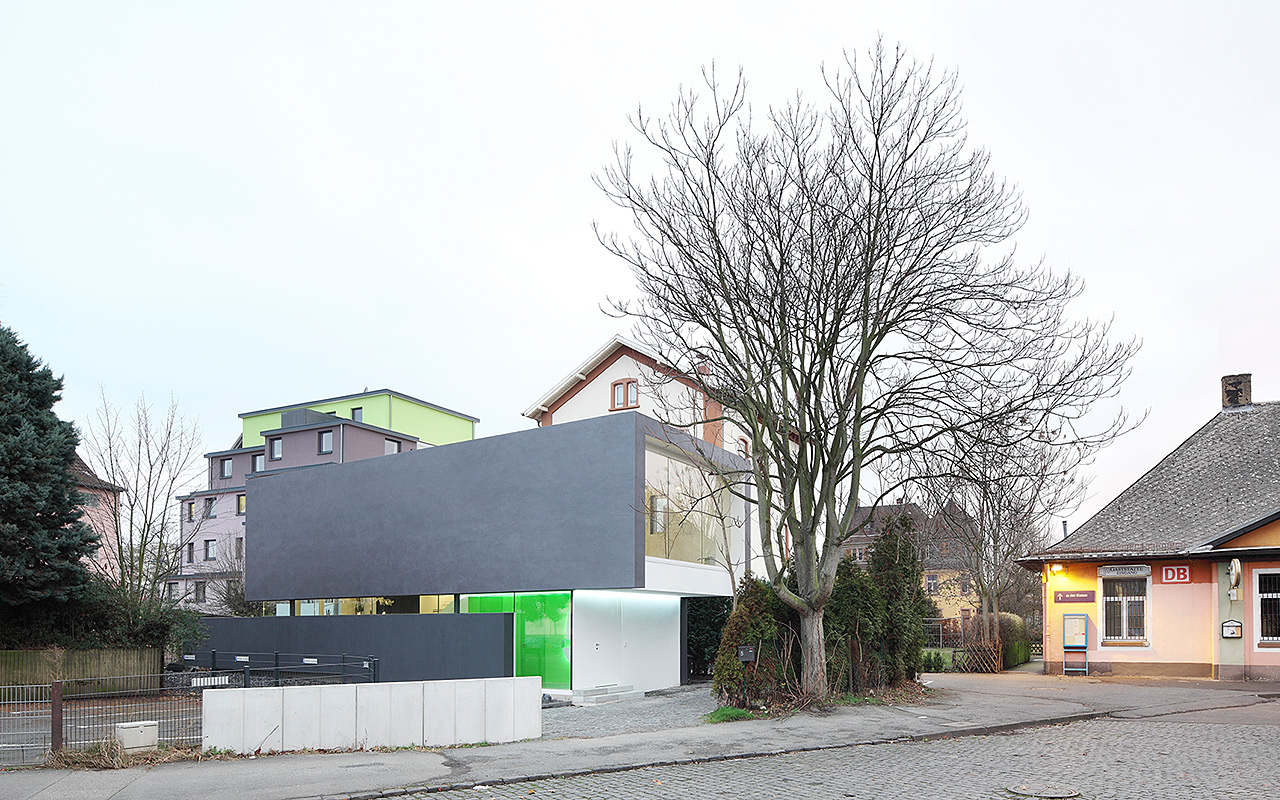 hr Fernsehen - Haus W