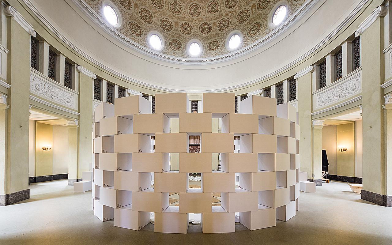 Waldfriedhof - Ausstellung